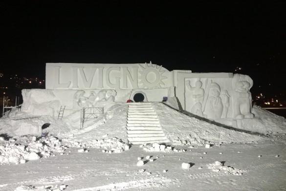 Livin Ice Park 2013