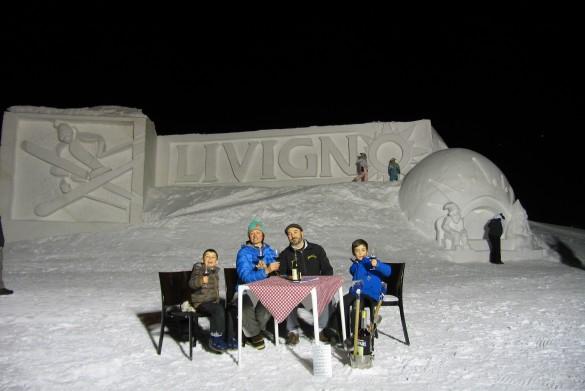 Livin Ice Park 2014
