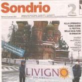 Translate in en: A Vania Cusini il festival delle sculture di ghiaccio